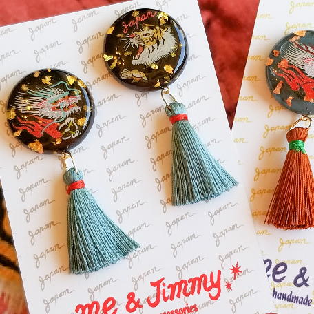 me & Jimmy handmade accessories